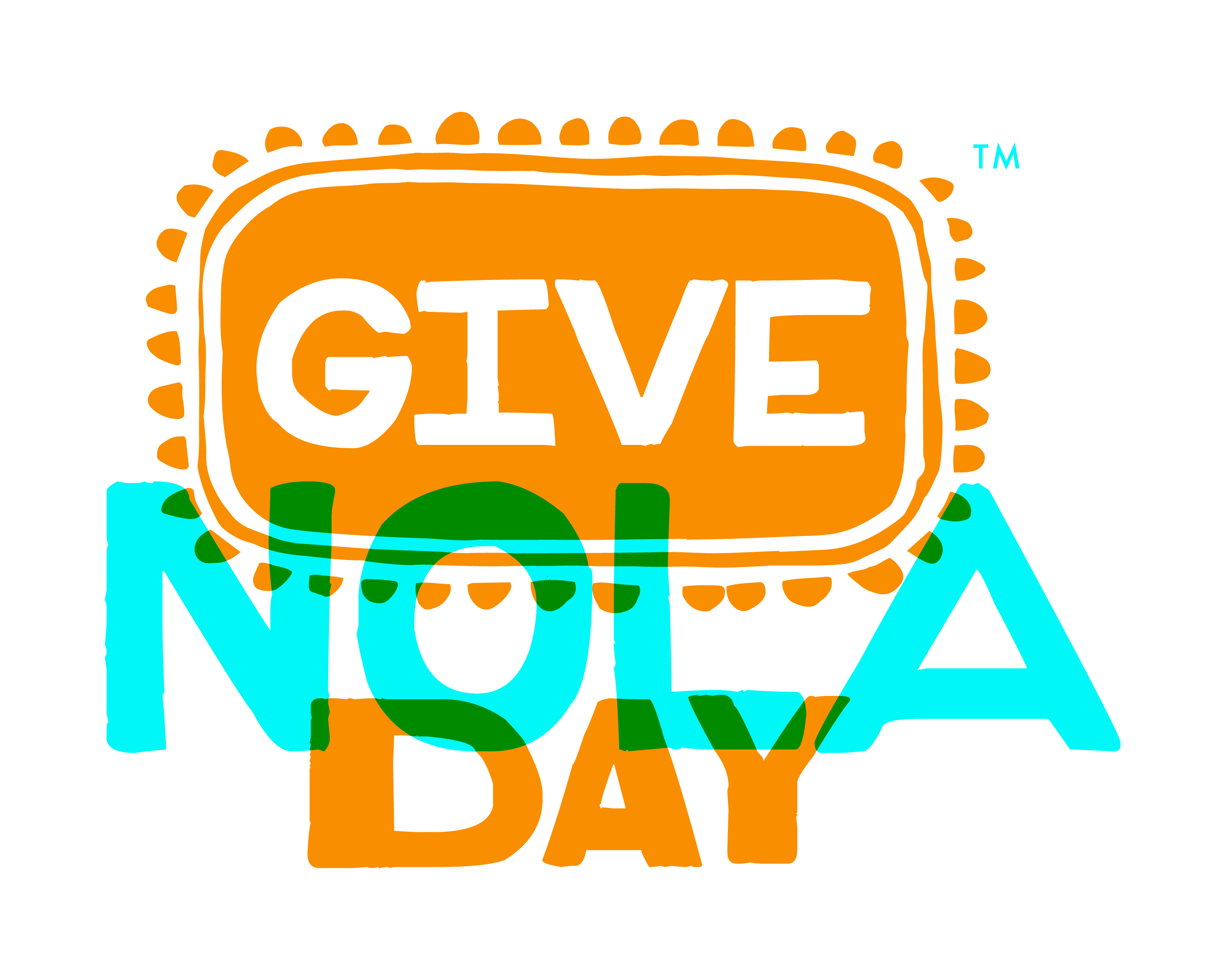 2018 GiveNOLA Day Logo -Regular