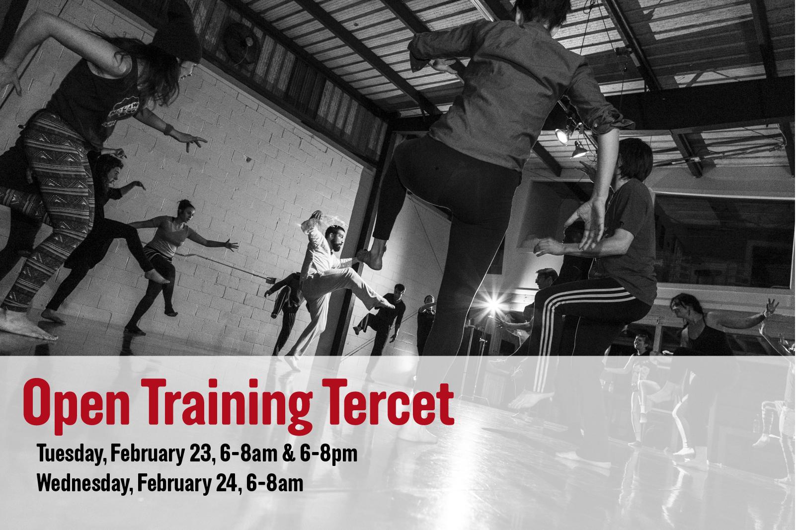 Open Training Tercet SCORE Red